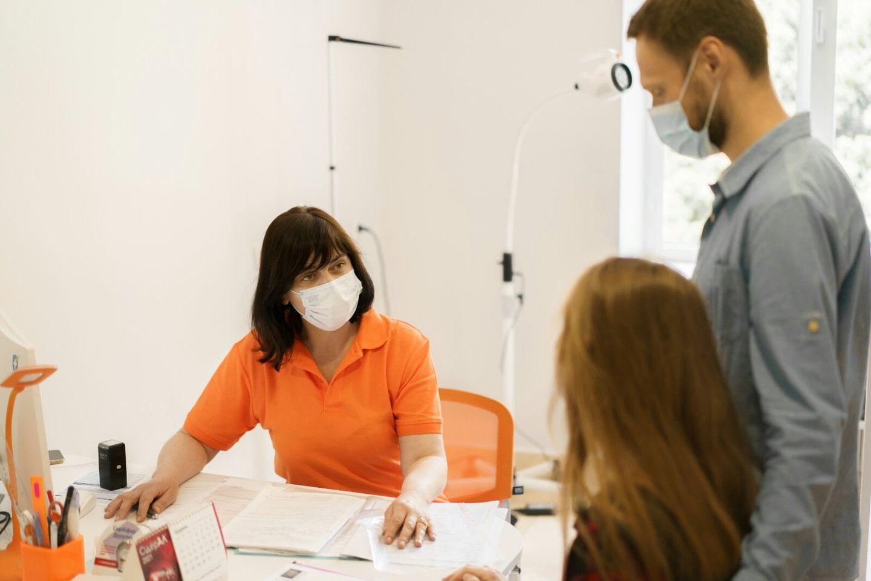 Клініко-діагностичне амбулаторне відділення для ведення вагітності